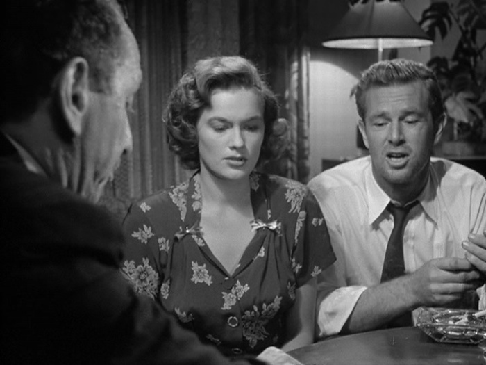 The Asphalt Jungle dix and doll Robert Odierna